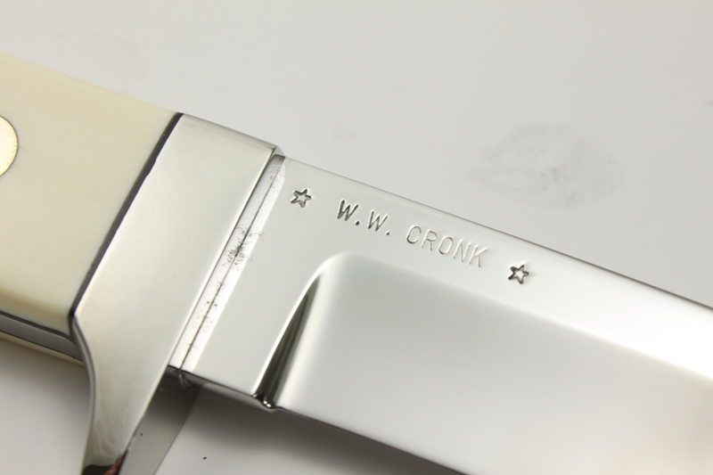 w.w.cronk_ストレート・ナイフ