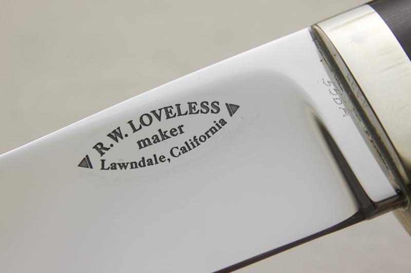"""4""""セミスキナー / R.W.Loveless #16"""