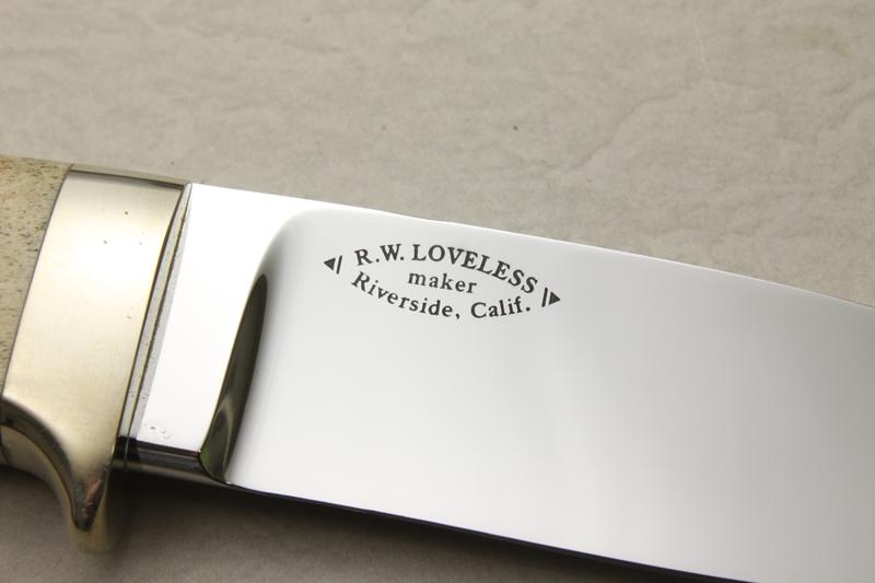 """4""""ドロップハンター JKG10周年記念モデル / R.W.Loveless #17"""