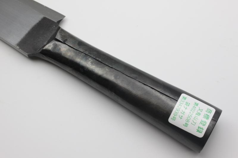 マタギナガサ(叉鬼山刀) フクロナガサ 7寸