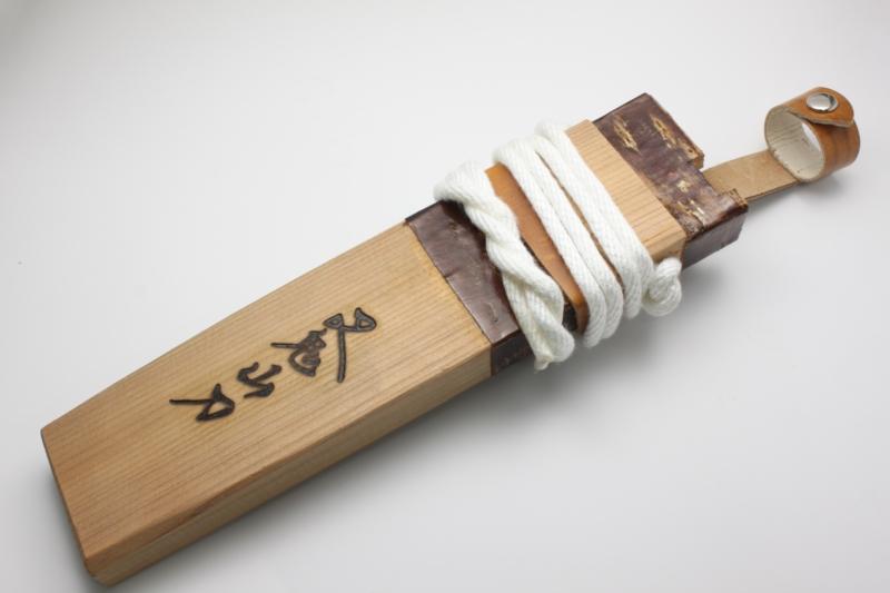 マタギナガサ(叉鬼山刀) フクロナガサ 8寸